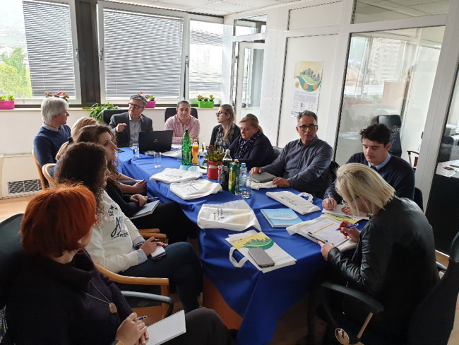 2nd TRANSFER SEMINAR FOR SMEs HELD IN ZENICA IN ORGANISATION OF DEPARTMENT FOR DEVELOPMENT AND INTERNATIONAL PROJECTS OF ZENICA-DOBOJ CANTON (BiH)