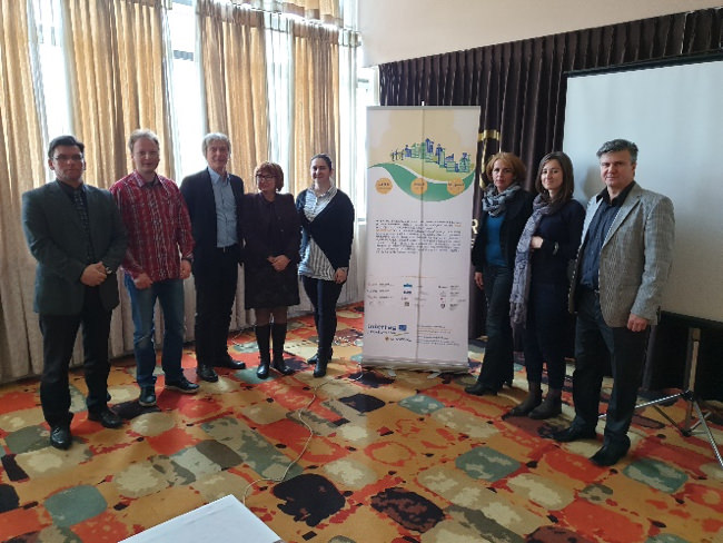 1st CAPITALISATION WORKSHOP FOR PUBLIC INSTITUTIONS HELD IN ZENICA IN ORGANISATION OF DEPARTMENT FOR DEVELOPMENT AND INTERNATIONAL PROJECTS OF ZENICA – DOBOJ CANTON